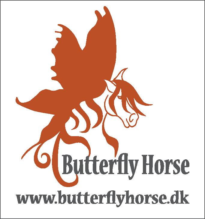 Butterfly-horse